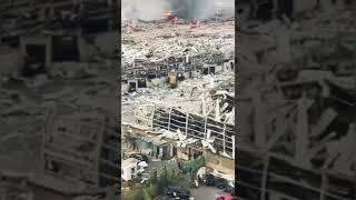 انفجار بيروت مشاهد مرؤؤعة وحجم دمار هائل  💔💔😔|| حالات واتس حزينه😔حالات واتس اب موعظة دينية😔💔