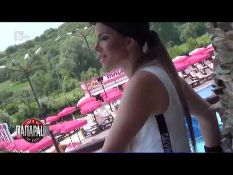 Папараци: Ексклузивни кадри от заснемането на видеоклип на Емилия