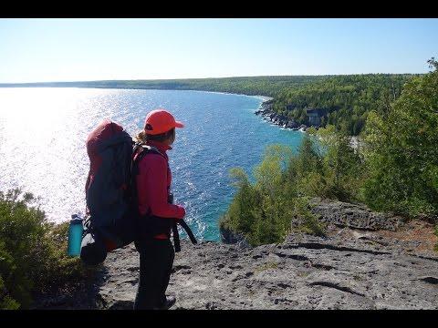 Bruce Peninsula Backpacking Trip | May 2015
