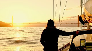 rough-night-sail-to-the-golden-gate-bridge-ep-160-ran-sailing