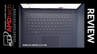 Surface Book 2 (15-in) Review: 8th Gen Quad Core CPU & GTX 1060 GPU: The Ultimate 2-in-1 Laptop?
