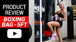Boxing Bag Review - 5 Foot Punching Bag | Punch Equipment®