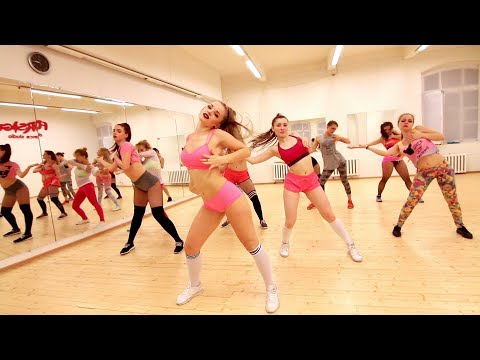 Dancehall Choreo By Valeritta | Sean Paul  – No Lie (feat. Dua Lipa)