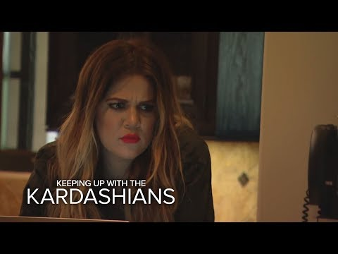 KUWTK | Khloé Kardashian Loves Kim's Surprise | E!