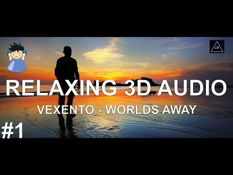 3d audio Love  Vexento  Worlds Away in 3d Sound  Lazy Boys Productions