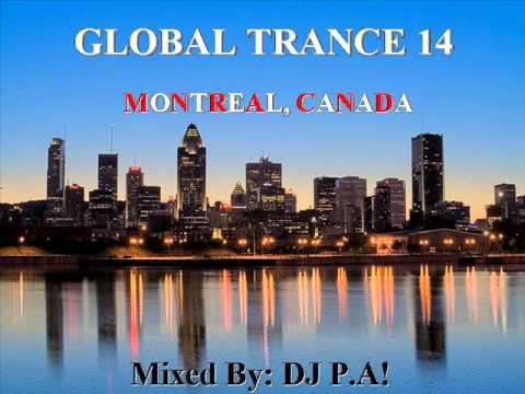 Global Trance 14 (Mixed in Montreal, Canada)