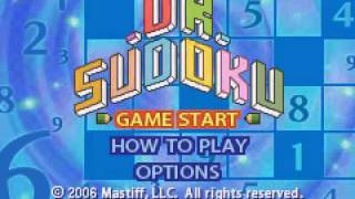 [Game Boy Advance] Dr. Sudoku