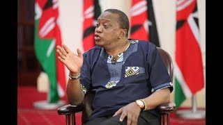 EXCLUSIVE: President Uhuru updates nation on manufacturing as a Big 4 Agenda Part One   #TransformKenyaSG