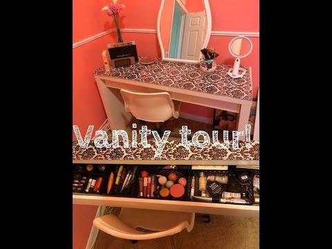 My Vanity Tour
