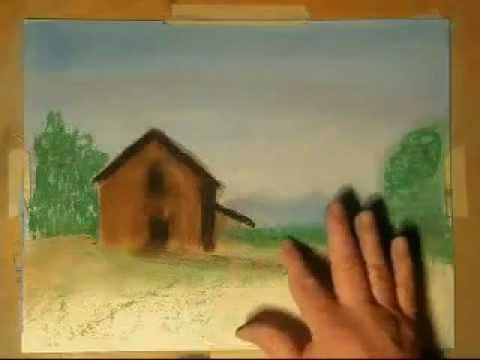 Tutorial Drawing In Soft Pastels Basics Youtube