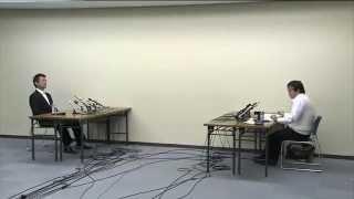 大阪市市長橋下と在日特権を許さない市民の会長桜井誠の面談一部始終  フル 大阪市庁舎10月20日 thumbnail