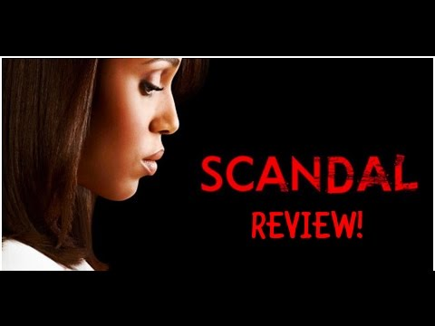 Black Girls on Television #57: Scandal Season 6, Ep. 14 (REVIEW ONLY)