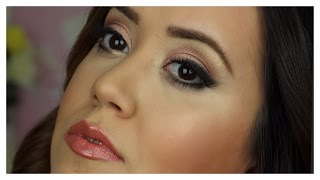 Smokey Cat Eye Makeup Tutorial Thumbnail