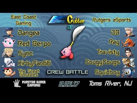 FC #1 - Crew Battle - Rutgers eSports (RU) vs. East Coast Gaming (ECG)