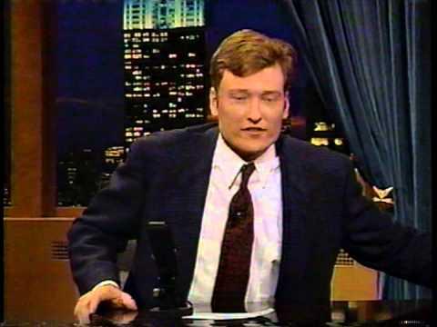 Adam West on Conan O'Brien
