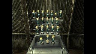 Местонахождение всех 20 пупсов - Fallout 3