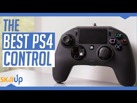 Nacon Revolution Pro Review (After 2 Months of Testing)- The Best Controller For PS4