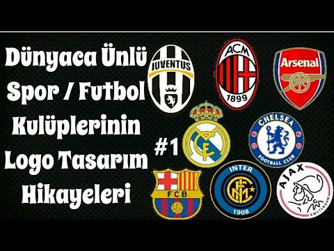Dünyaca Ünlü Spor / Futbol Kulüplerinin Logo Tasarım Hikayeleri Tarihsel Değişimleri ve Anlamları #1