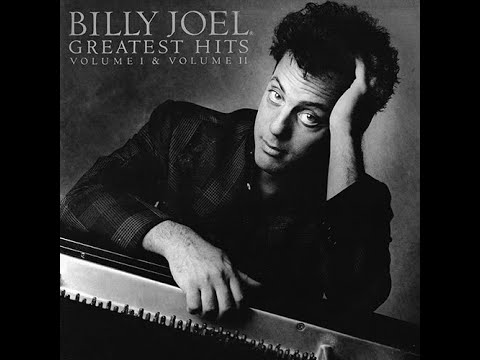 Movin' Out Anthony's Song BILLY JOEL Greatest Hits 1985 LP