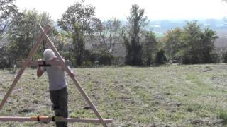 Installing Swales Part 1 Marking Contour Lines Video