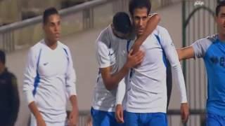 أحمد حسنى لاعب الشرطة يحرز أفضل هدف فى الممتاز