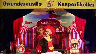 Trailer Dr Kasperli u ds Zirkuskrokodil
