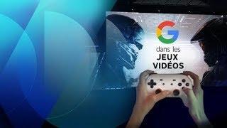 Google lance sa plateforme de jeux vidéo en ligne