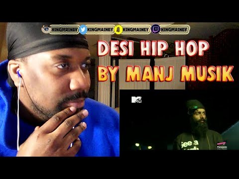 (INDIAN)Desi Hip Hop  By Manj Musik for MTV Spoken Word REACTION!!