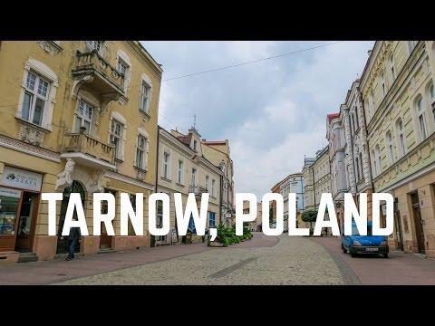 Tarnow, Poland | A Lovely Polish Town | 2016