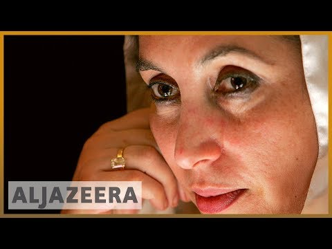 Benazir Bhutto killed at election rally