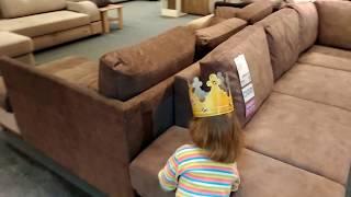 видео Угловой диван Томас