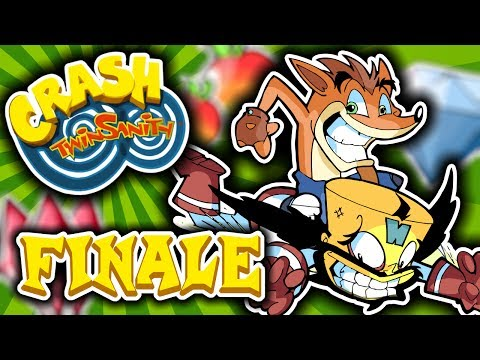 Let's Play Crash Twinsanity Finale: 150% Daily Value Asterisk