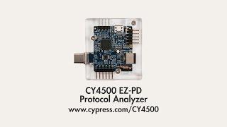 Type-C 101: Lesson 3 EZ-PD Protocol Analyzer