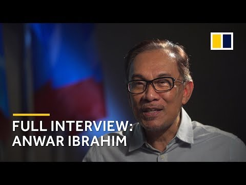 Full interview: Anwar Ibrahim on being a free man, Malaysia and Mahathir