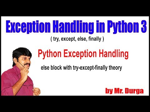 python-tutorials-||-python-exception-handling-||-else-block-with-try-except-finally-theory