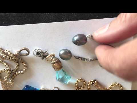 Antique Jewelers Workbench - Gold Albertina, Hydrogen Torch, Garage Jeweler