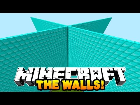 "Minecraft THE WALLS ""EPIC PVP BATTLES!"" #4 w/PrestonPlayz & Kenny"