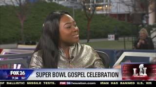 Jekalyn Carr interview
