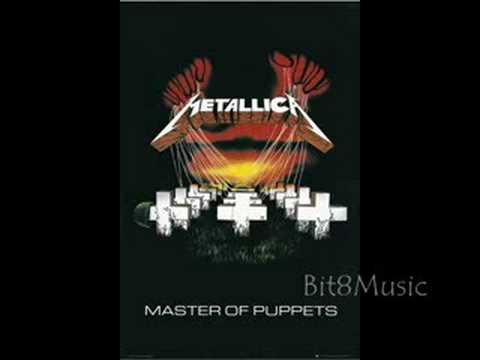 Metallica - Master of the Puppets 8-bit