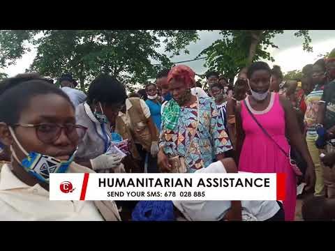 How to get humanitarian assistance in Cameroon | E Don Happen again with Papa Joe