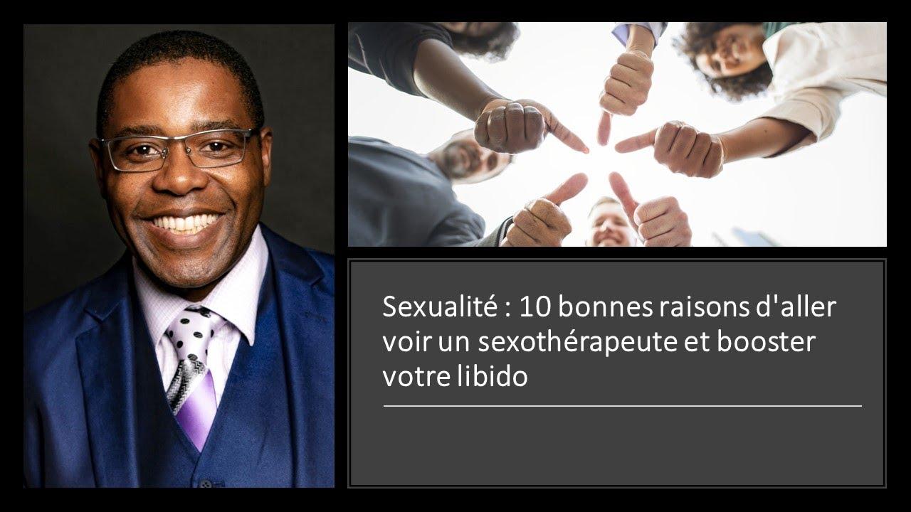 Sexualité : 10 bonnes raisons d'aller voir un sexothérapeute et booster votre libido