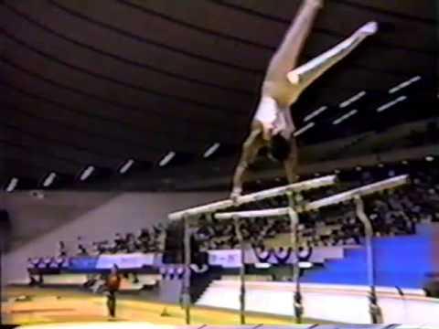 1983 World Sports Fair gymnastics, men & women