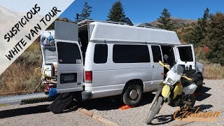 Suspicious White Van Tour