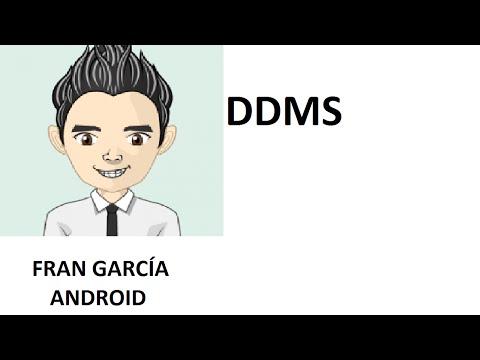 08. DDMS. Android Device Monitor (Programación Android Studio tutorial español)