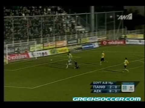 Matchday 22: Panthrakikos 1-2 AEK (Steve Beleck Leo 56' - Ignacio Scocco 11', Youssouf Hersi 47')