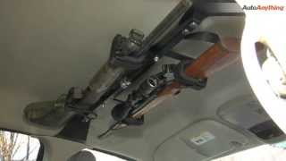 How To Install Great Day Center Lok Overhead Gun Rack For Trucks & Suvs
