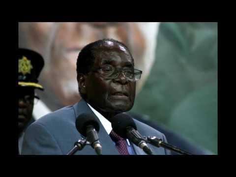 President Mugabe's speech