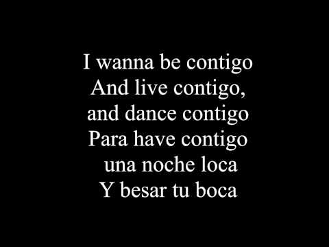 Enrique Iglesias Ft. Sean Paul - Bailando (English) Lyrics Video.720p HD