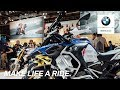 BMW Motorrad EICMA 2018 Walkthrough
