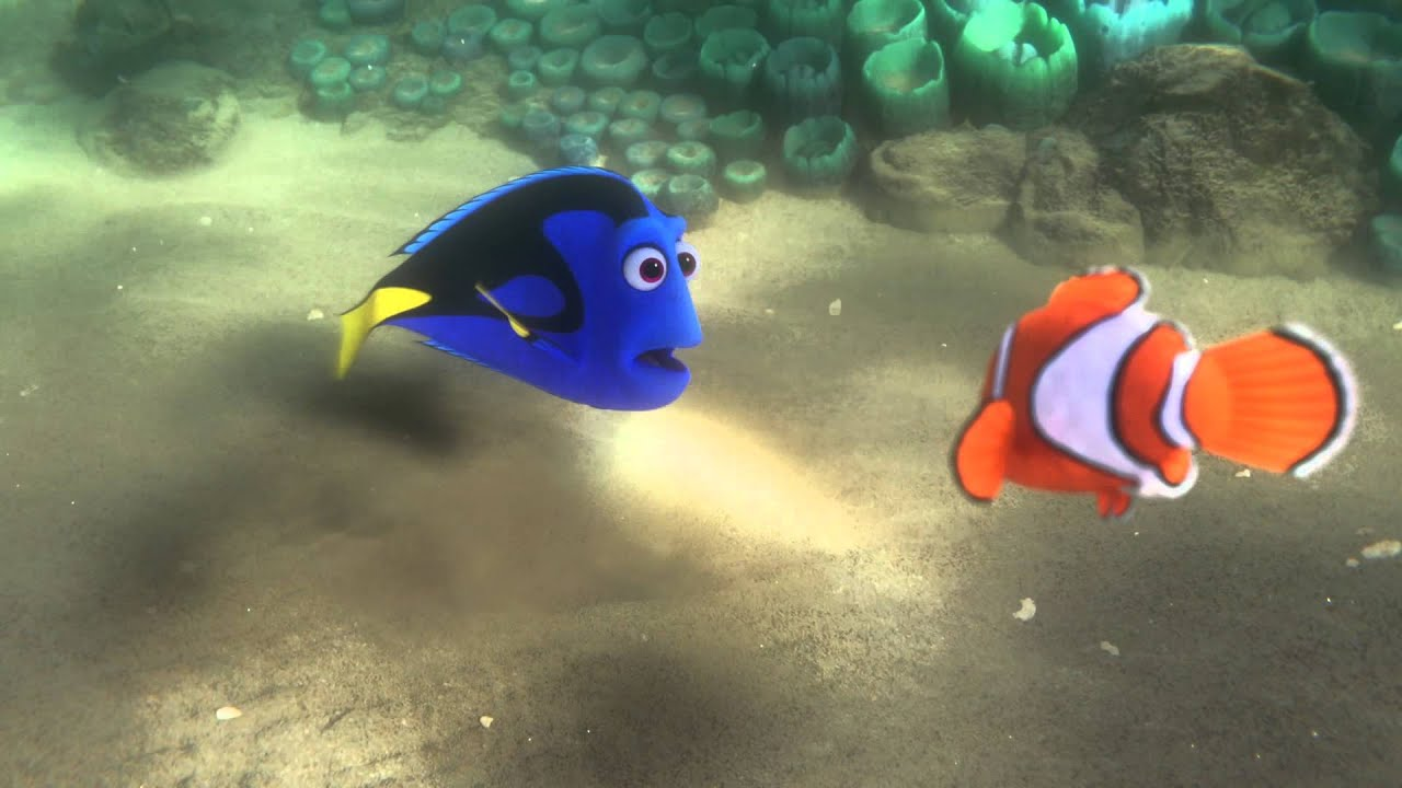 Finding Dory 2016 Official Trailer [HD 1080p]   YouTube